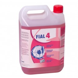 Fial 4. Extremely hard water dishwasher detergent