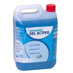 Gel Activo. Detergente líquido