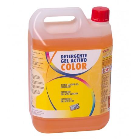 Gel Activo Color. Detergente líquido