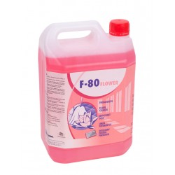F 80 Flower. Floor cleaner