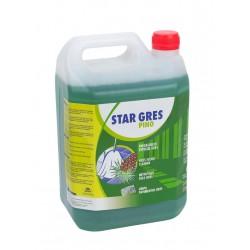 Star Gres Pino. Fregasuelos especial gres