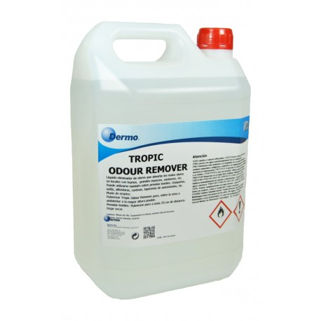 Tropic Odour Remover. Eliminador olores