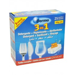 3 en 1. Dishwashing tablets