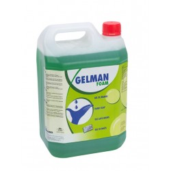 Gelman Foam. Gel de manos espuma