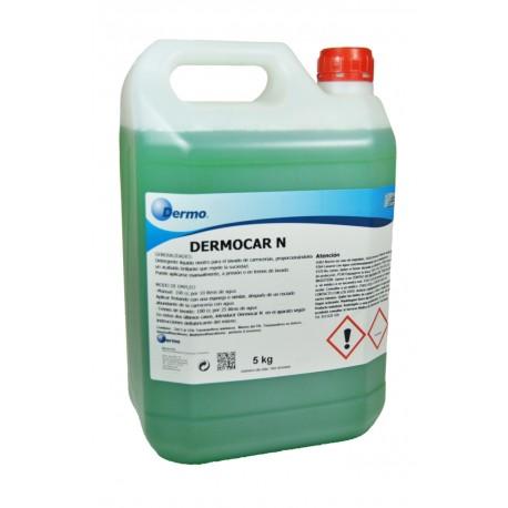 Dermocar N. Detergente neutro carrocerías