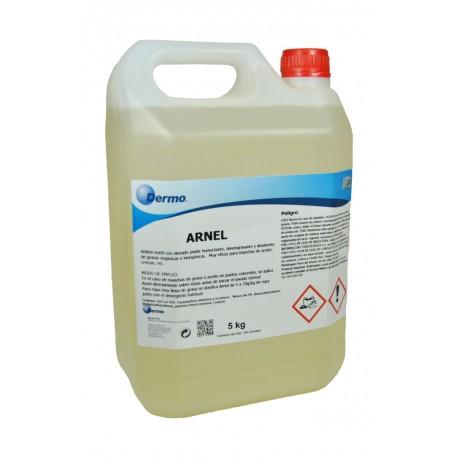 Arnel. Soaking liquid agent