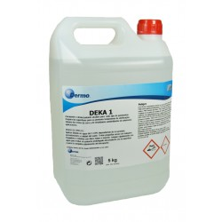 Deka 1. Alkaline stripper for polished floors