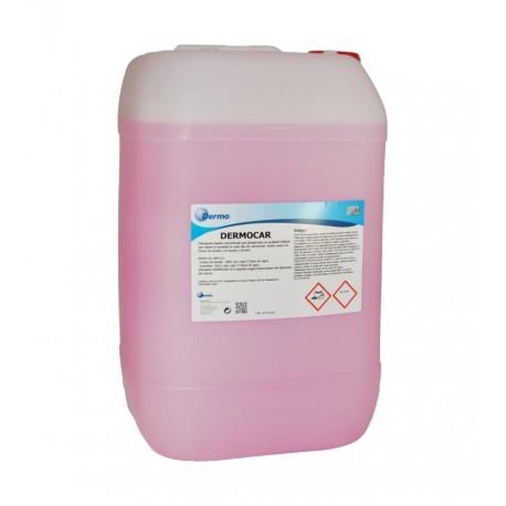 Dermocar. Detergente carrocerías