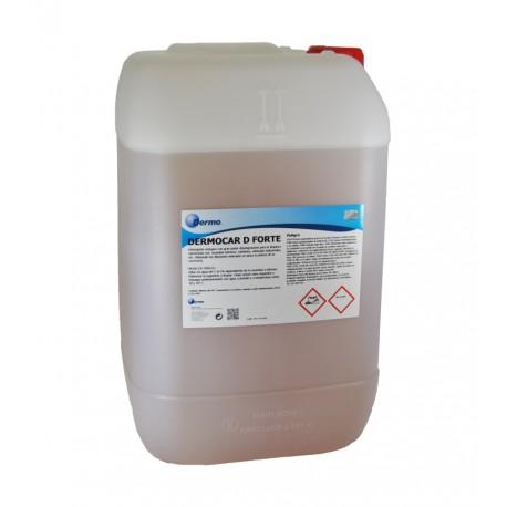 Dermocar D Forte. Detergente industrial carrocerías