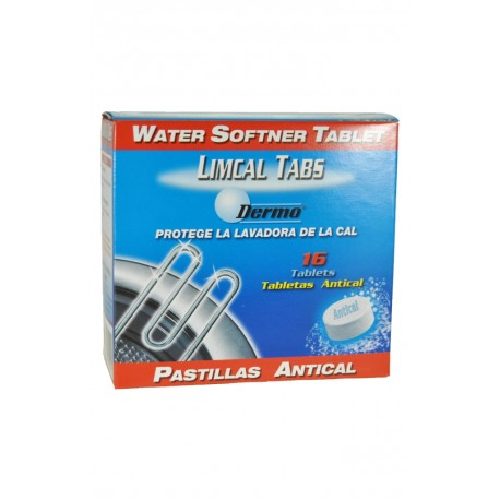 Limcal Tabs. Tablettes anticalcaire
