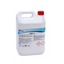 Bril 4. Floor crystallizer