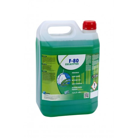 F 80 Eucalipto. Floor cleaner
