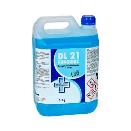 DL 21 Fungibac. Detergente fungicida bactericida