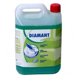Diamant. Hand dishwashing