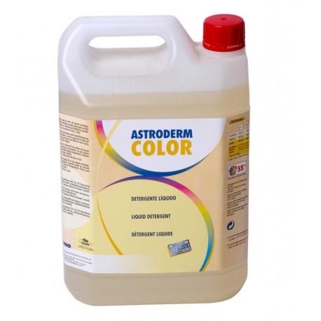Astroderm Color. Detergente líquido