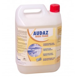 Audaz High Foam. Desengrasante Superficies Verticales
